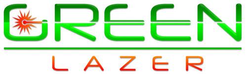 Green Laser Pointer Logo